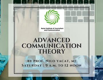 Advance Communication Theory