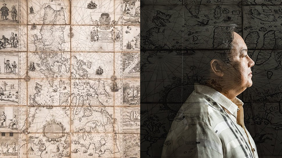 We Have the Mysterious Map that Proves the West Philippine Sea Is Ours