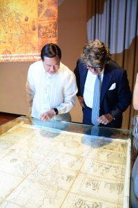 UPD gets replica of 1734 Murillo Velarde map