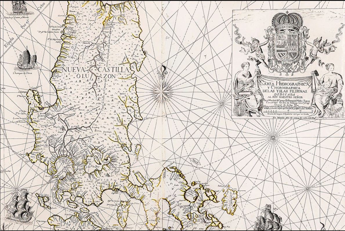 The maps that strengthened our claim to the West Philippine Seas will be auctioned this weekend