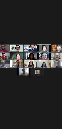 Educators train on teaching migration reporting